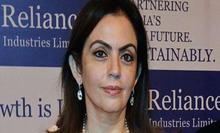 nita ambani set to join reliance industries board