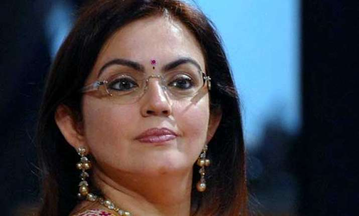 nita ambani to join reliance industries board