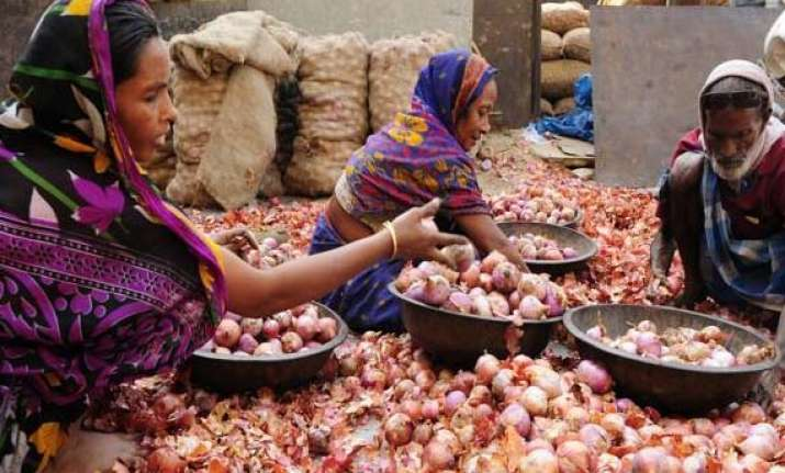no onions on plate yet tears as prices double