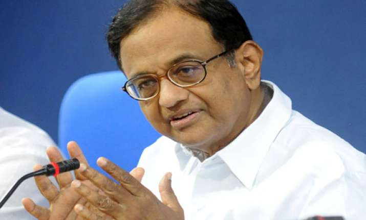 no question of government taking over nsel chidambaram