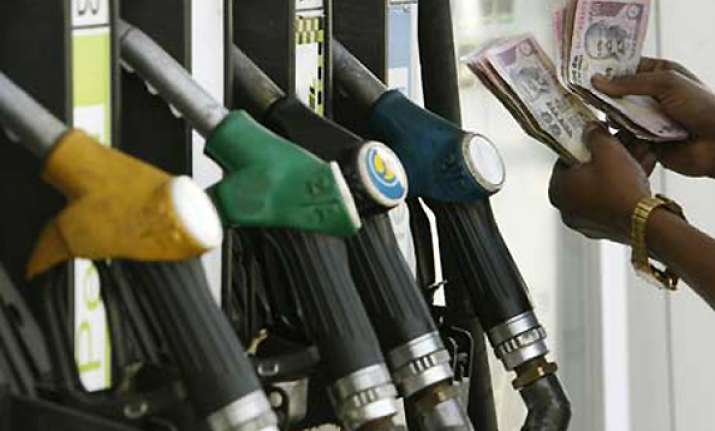 no change in petrol prices as rupee firms up