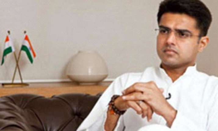no question of blocking censoring websites says sachin pilot