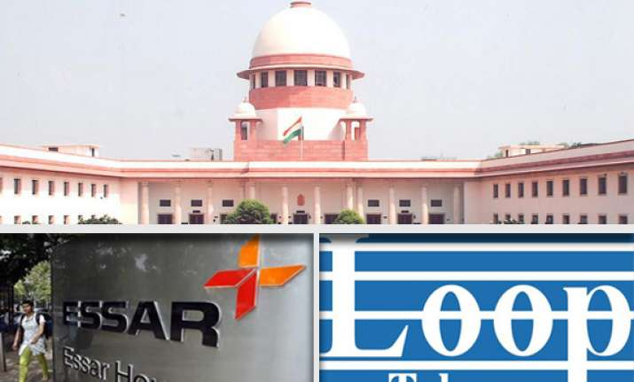no stay for essar loop in 2g sc to decide jurisdiction issue