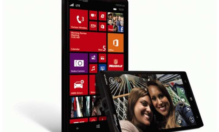 nokia lumia icon launched a promising smartphone with a 20