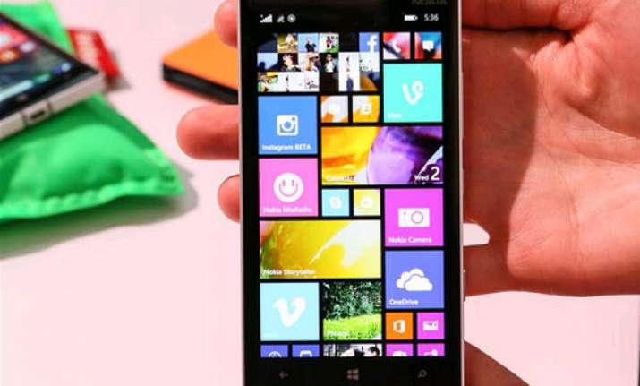 nokia lumia 930 in pictures