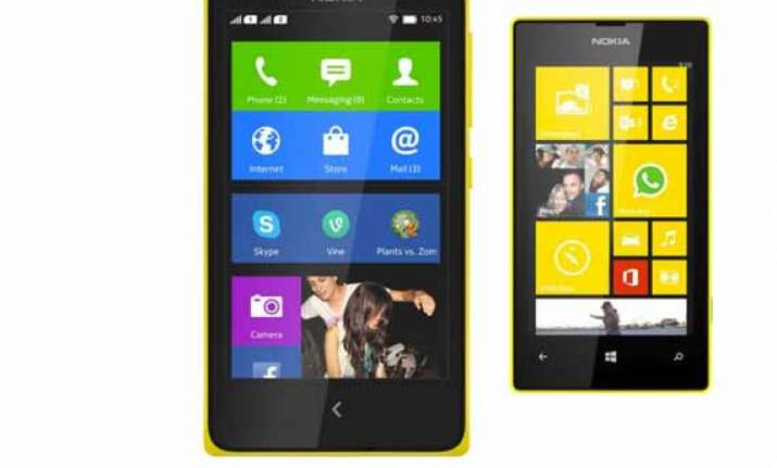 nokia x vs lumia 520 a comparison