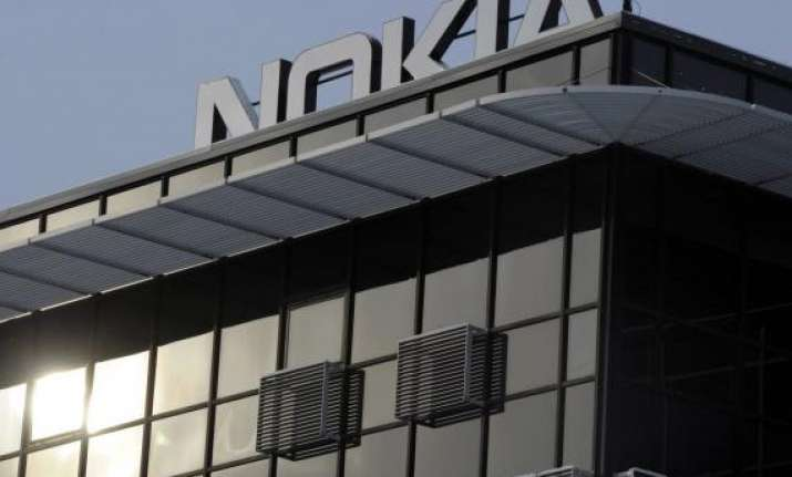 nokia lodges protest against tax authorities in india