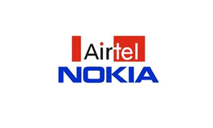 nokia partners with airtel to offer android applications