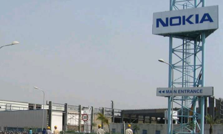 nokia plant uncertainty may hit india telecom exports by 40