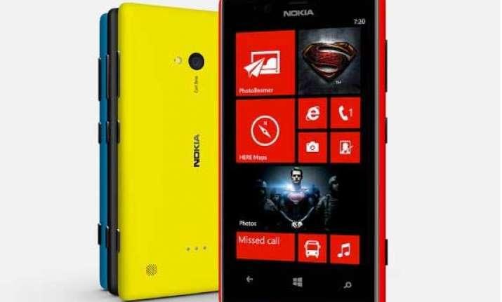 nokia to release first selfie focused windows phone superman