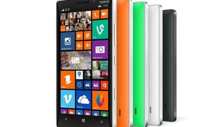 nokia unveils lumia 930 plus midrange lumias 630 and 635