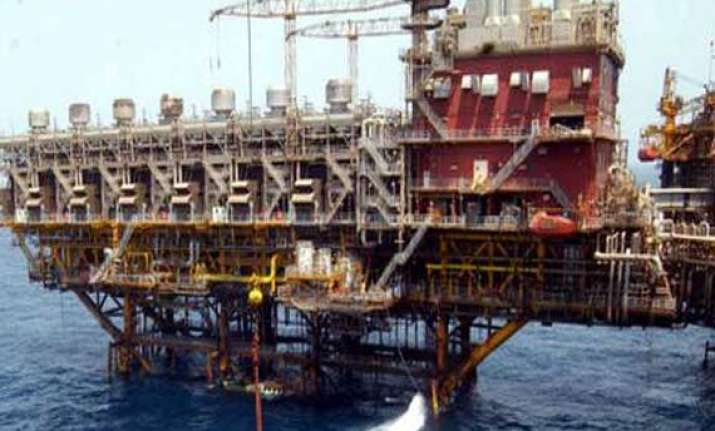 ongc begins cement plugging operation at bombay high rig