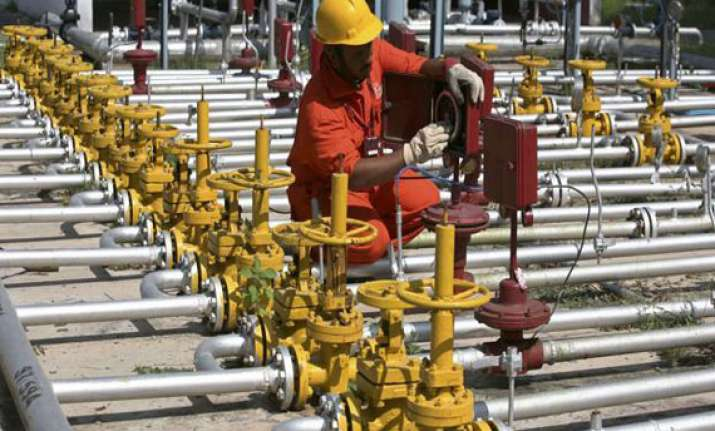 ovl s crude oil output jumps 26 in 2013 14