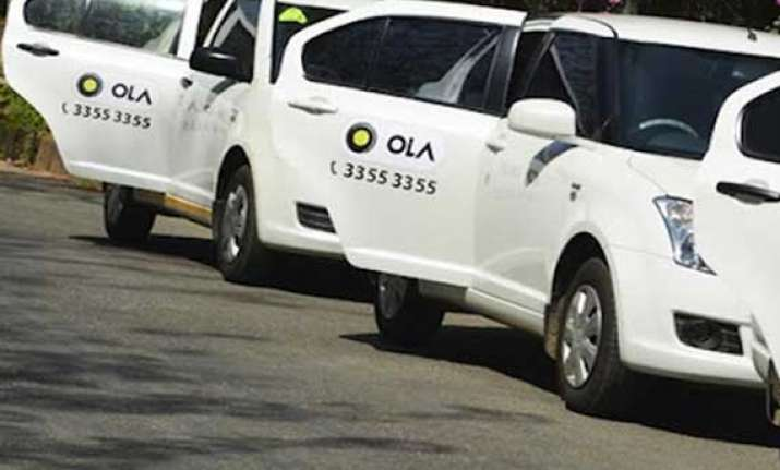 olacabs to up fleet size launches economical ac taxi service