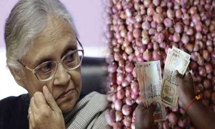 onion prices to stabilise in 10 days dikshit