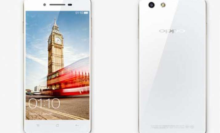 oppo r1 launched at rs 26 990