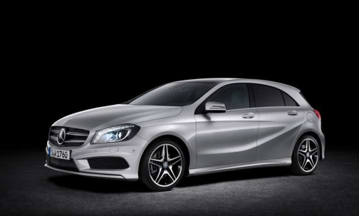 over 400 orders for a class mercedes mulls local assembly