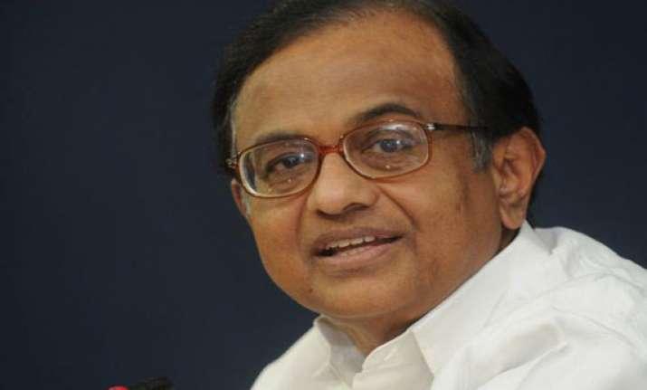 p chidambaram says election code of conduct not to impact