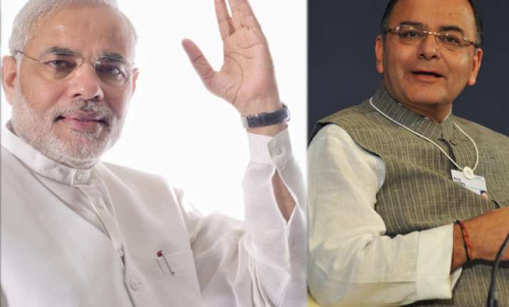 pm to launch campaign for financial inclusion jaitley