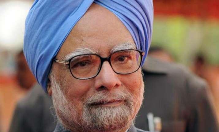 pm manmohan singh wonders if 9 per cent growth feasible