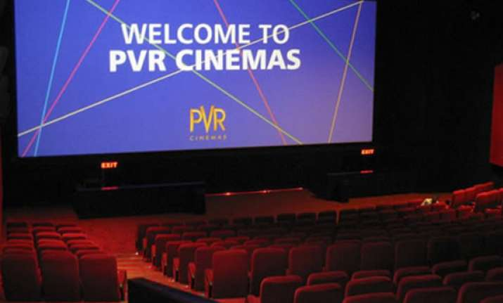 pvr shares spurt over 10 on cinemax deal