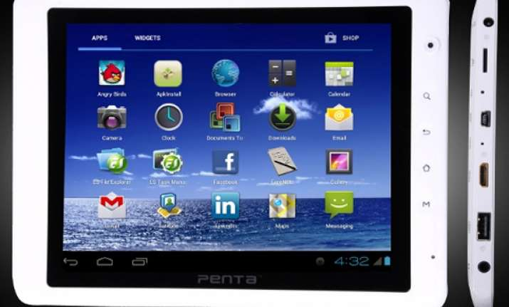 pantel launches new tablet with calling facility for rs 8