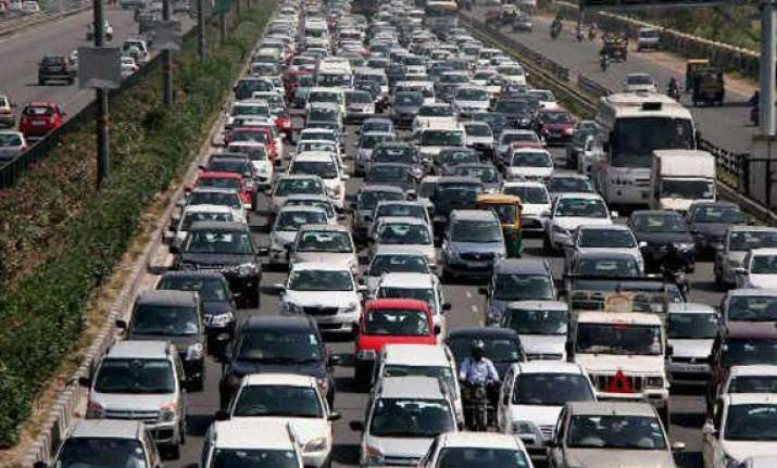 passenger car sales down 7.49 percent in april july