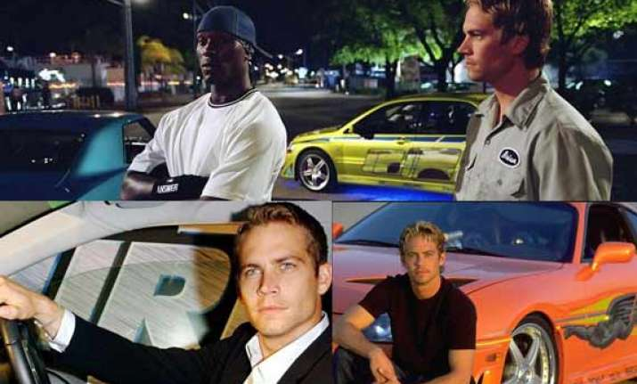 see paul walker s personal car collection