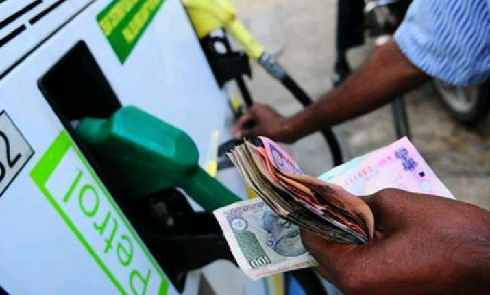 petrol price cut by 75 paise a litre diesel hike put off