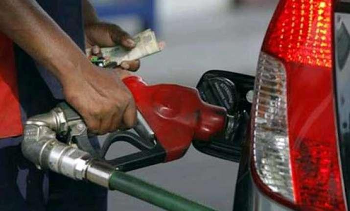 petrol price cut diesel gets costlier