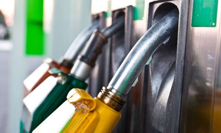 petrol prices raised by rs 1.50 a litre and diesel by 45