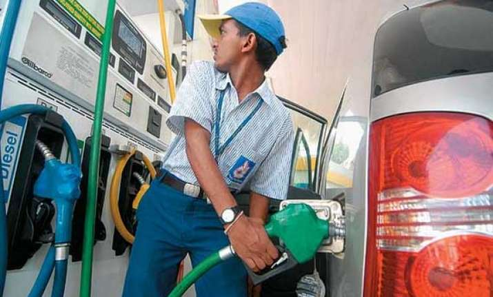 petrol prices cut by re 1 a litre from thursday
