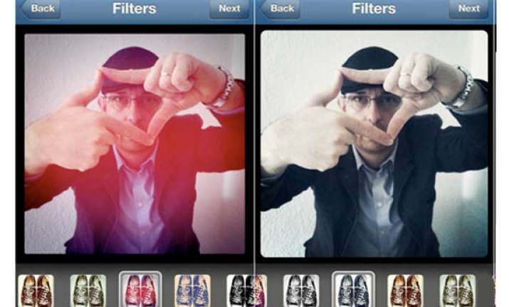 photo sharing app instagram comes to web