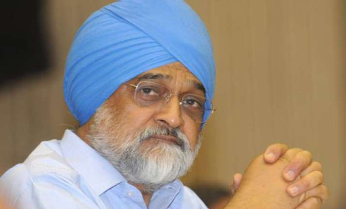 plan comm yet to take view on rajan report on states montek