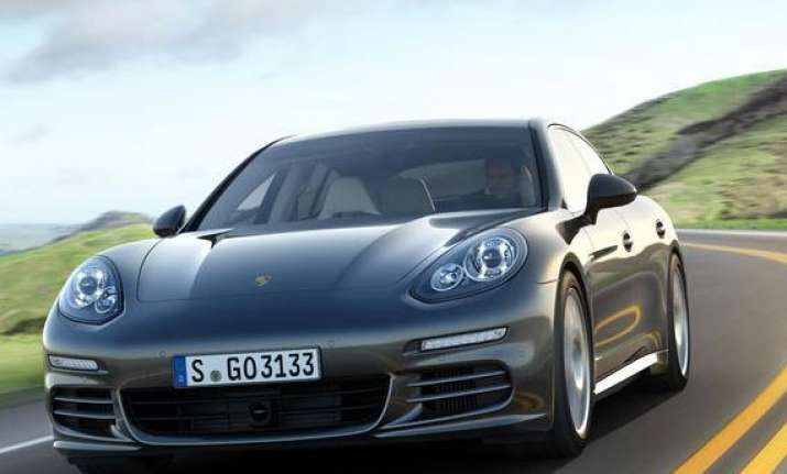 porsche launches new panamera at rs 1.19cr