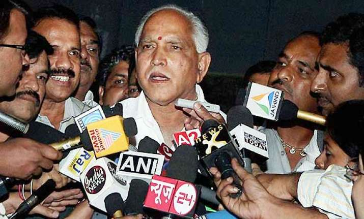 posco plant is out of gadag says yeddyurappa