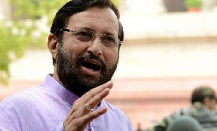 prakash javadekar promises faster green clearances for