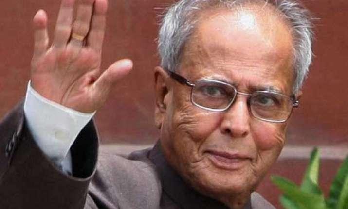 pranab outlines modi govt s roadmap for boosting the economy