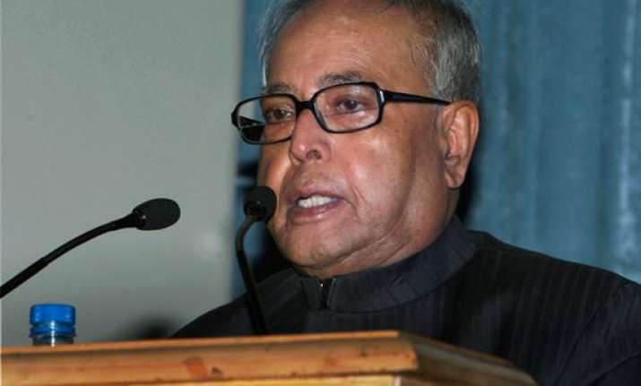 pranab mukherjee rejects s p s warning of india downgrade