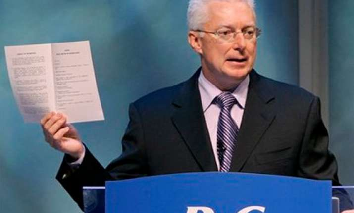 procter gamble brings back ag lafley as ceo