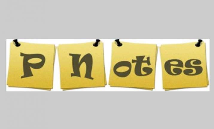 promoter banker fii nexus under scanner for p note abuse