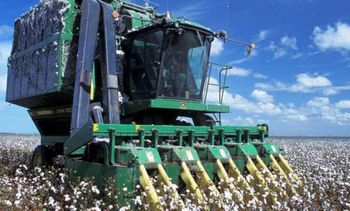 punjab announces cotton mechanisation programme