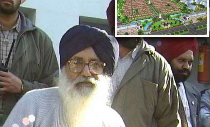 punjab govt cancels omaxe project in patiala