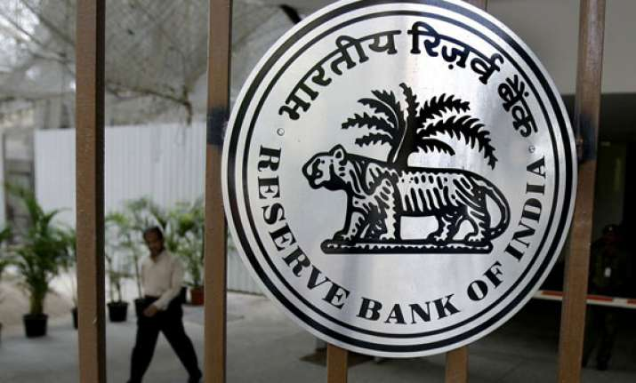 rbi expects 5 5.5 per cent growth in current fiscal