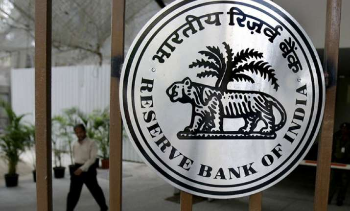 rbi leaves repo rate crr unchanged