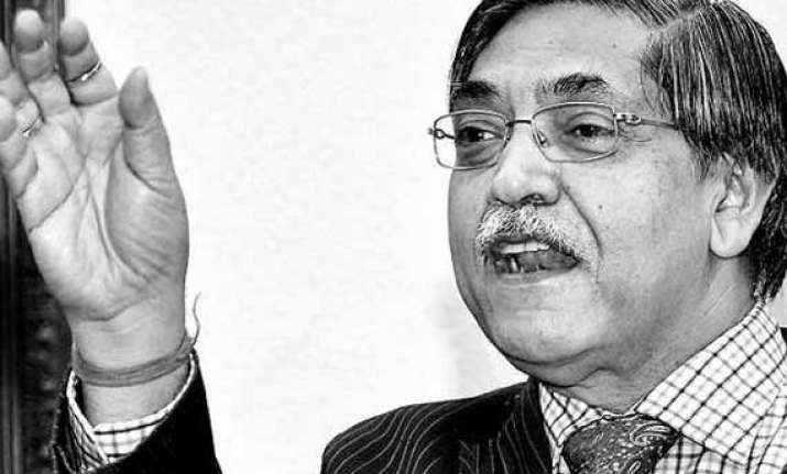 rbi yet to hear from ec on bank licences chakrabarty