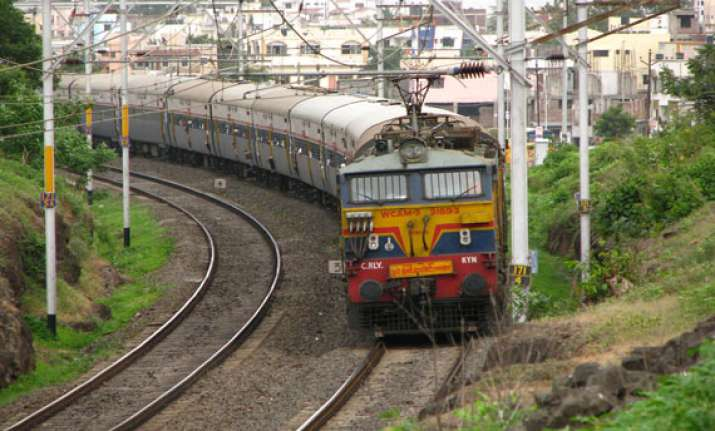 railway budget railways targets record rs 1.6 lakh cr