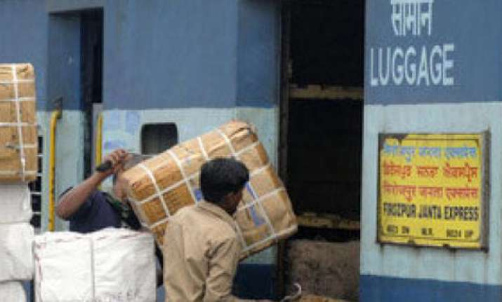 railways hike parcel rates by 25 per cent