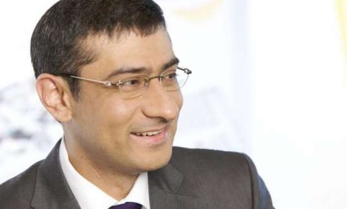 rajeev suri tipped to be named global ceo of nokia