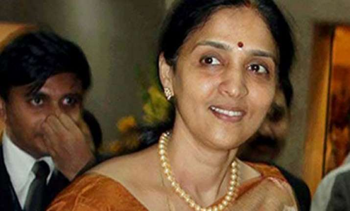ramakrishna to be in select league of women ceos at